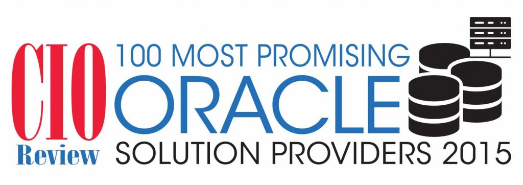 CIO 100 Most Promising Oracle Solution Providers
